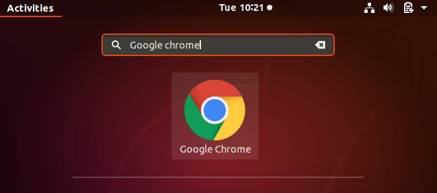 Ubuntu Chrome Install